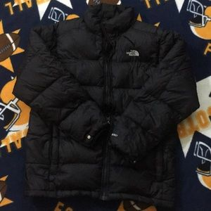 Boys The Northface Puffer 550 Coat